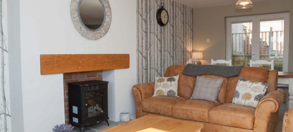 Tolpuddle Cottage Lounge 3