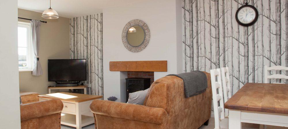 Tolpuddle Cottage Lounge 1