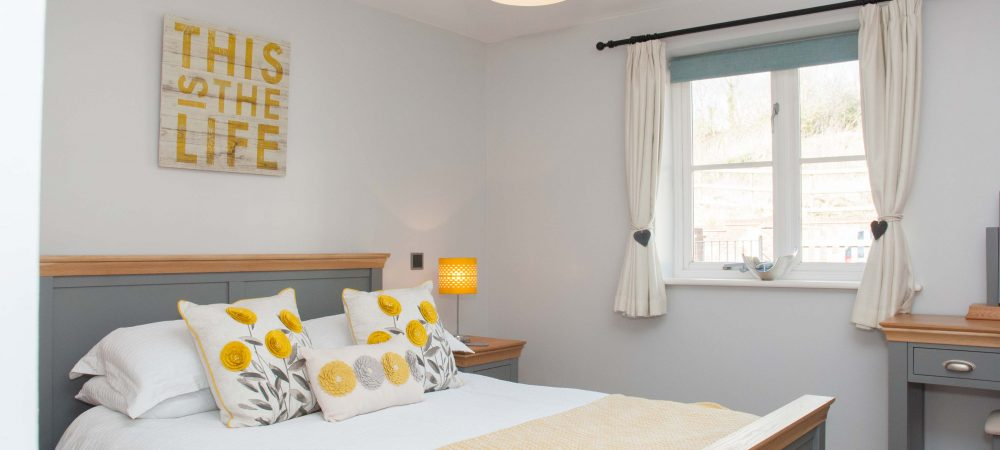 Tolpuddle Cottage Master Bedroom 2