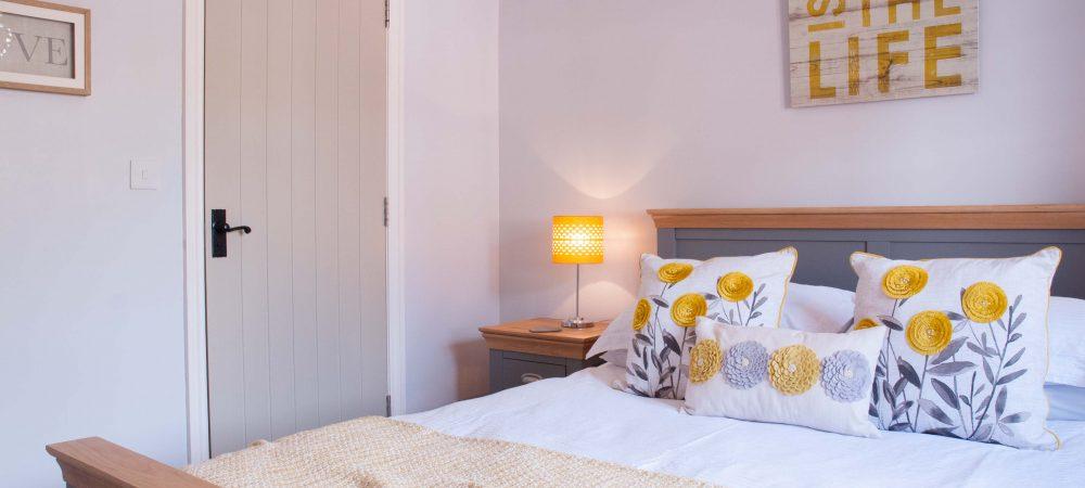 Tolpuddle Cottage Master Bedroom