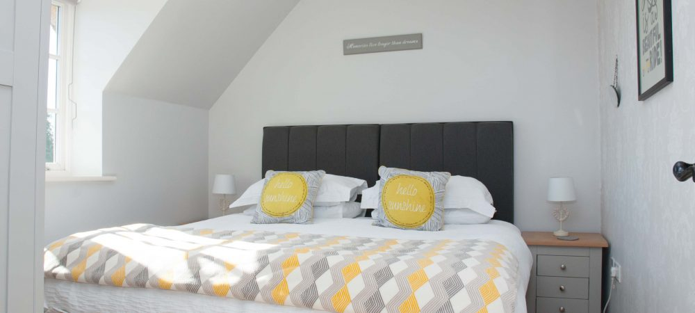 Tolpuddle Cottage Bedroom 2