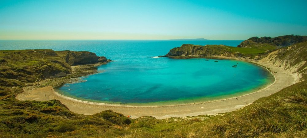 The wonderful Lulworth Cove. An amazing day out