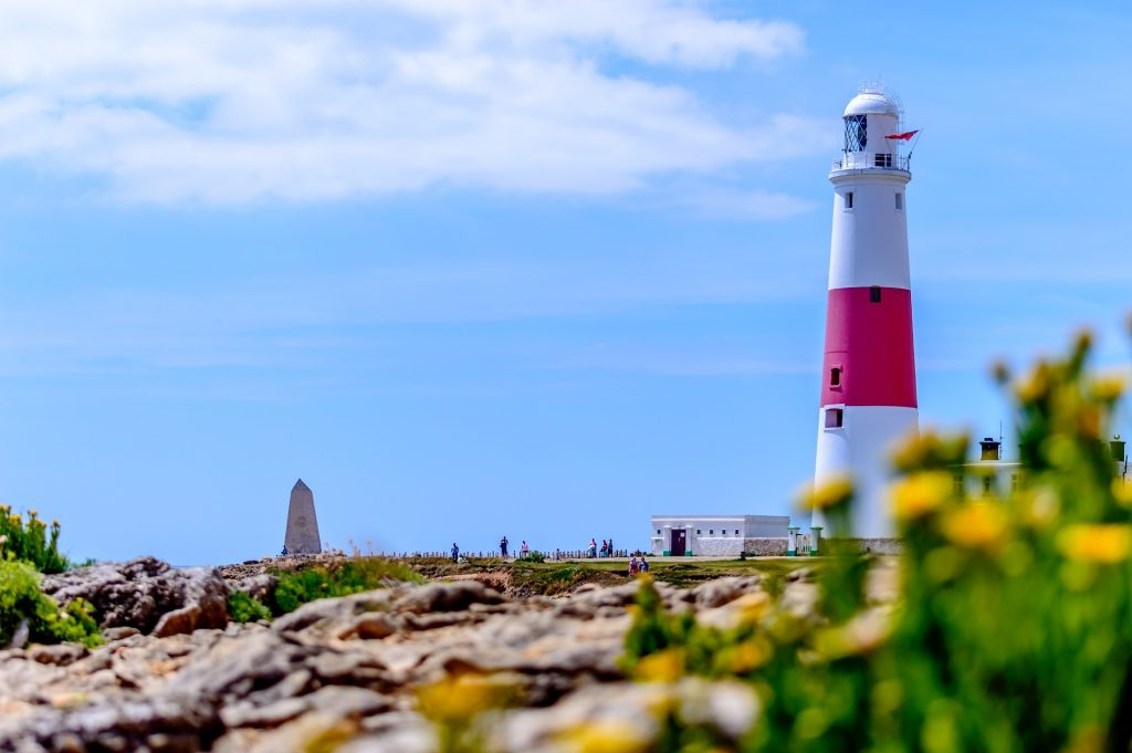 Adventures at Portland Bill Lighthouse for a great day out during your stay at Tolpuddle Cottage